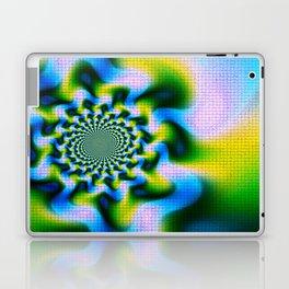 Mint Carousel Laptop & iPad Skin