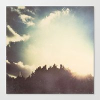 rustic Canvas Prints featuring Rustic by Ben Nguyen
