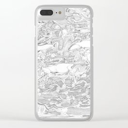 Synthesis Clear iPhone Case
