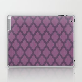 Purple Moroccan Laptop & iPad Skin