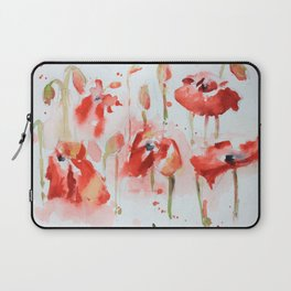 Poppies Laptop Sleeve