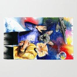 Star Trek sphynx Rug