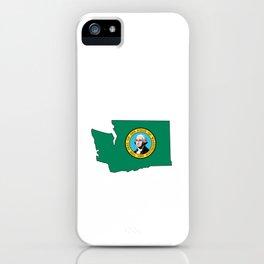 Washington iPhone Case