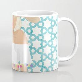 The Summer Girl Coffee Mug