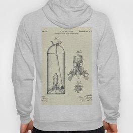 Bottle Breaking Fire Extinguisher-1881 Hoody
