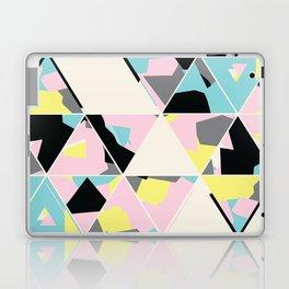 triangle no.3 / with love Laptop & iPad Skin