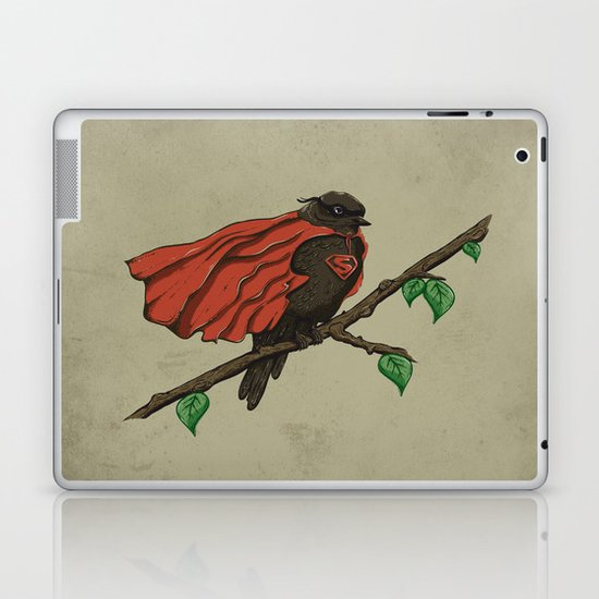 Super Bird Laptop & iPad Skin