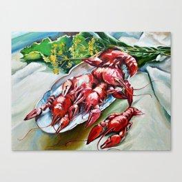 Still life # 28 Canvas Print