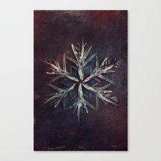 Snowblade Canvas Print