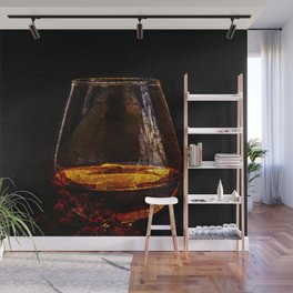 Warming drink Wall Mural