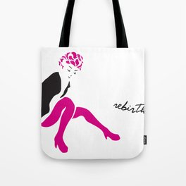 STAND UP WHEN YOU FALL Tote Bag