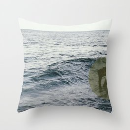 Detector Throw Pillow
