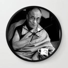 Dalai Lama II Wall Clock