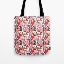 Warm Botanicals Tote Bag