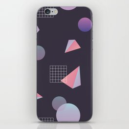 Infinite Holo - grow iPhone Skin