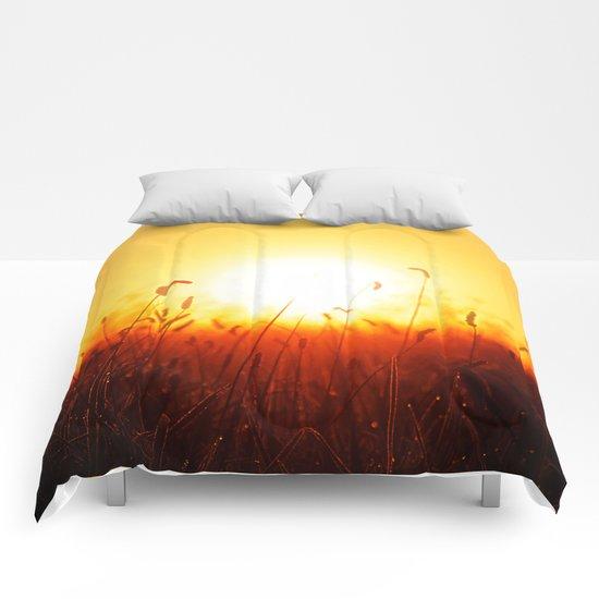 Good morning sunshine Comforters