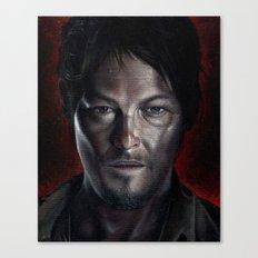 Daryl Canvas Print