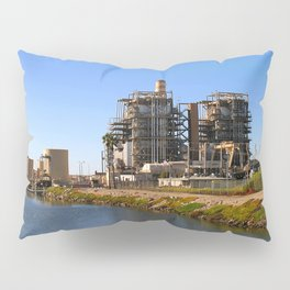 Power Station Pillow Sham
