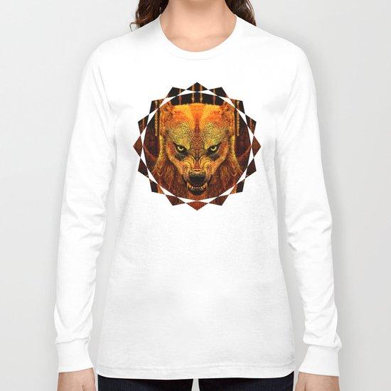 Canis Lupus I Long Sleeve T-shirt