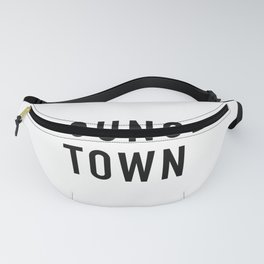 Lounge Town Fanny Pack