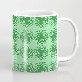 Green Octopus Coffee Mug