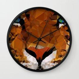 TIGER 01. Wall Clock