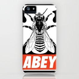 Abey iPhone Case