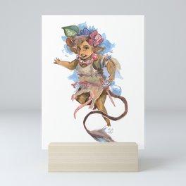 The Scavenger Mini Art Print