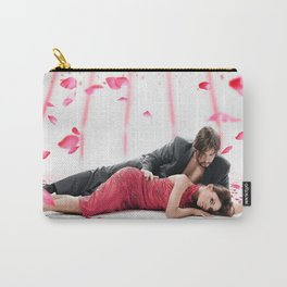 Valentine Day Together Carry-All Pouch