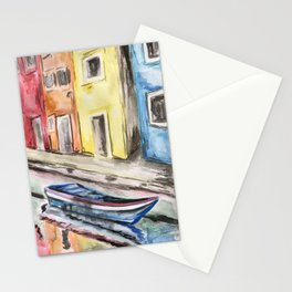 Life in Venice Stationery Cards
