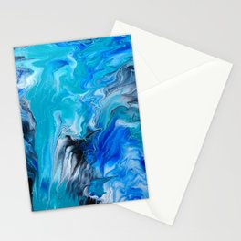 A river ran through it Stationery Cards
