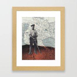Golf Framed Art Print
