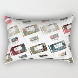 iPattern_no1 Rectangular Pillow
