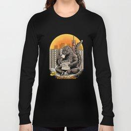 Coffeezilla Long Sleeve T-shirt