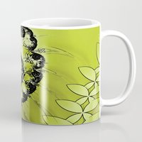 lime Mugs featuring Lime by Shalisa Photography