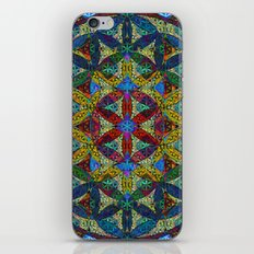 The Flower of Life (Sacred Geometry) iPhone & iPod Skin