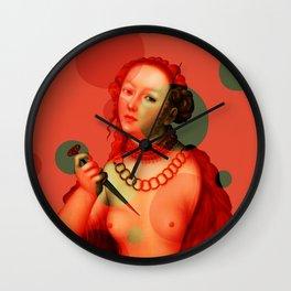 Lucretia Wall Clock