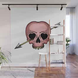 In your head Wall Mural
