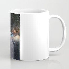 Rain Bird in Space Coffee Mug
