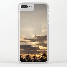 Glorious Clear iPhone Case