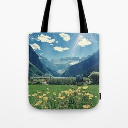 Lake Louise Dream Tote Bag