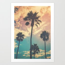Newport Beach II Art Print