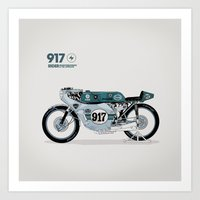 magnani Art Prints featuring PRINT Nº007 by Gianmarco Magnani