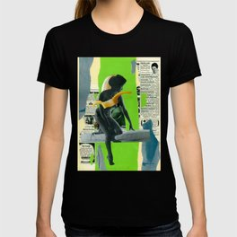 Venus (collaboration with the masterly Marko Köppe)  T-shirt