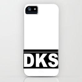DKS iPhone Case