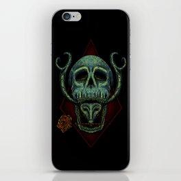 Poison Love iPhone Skin