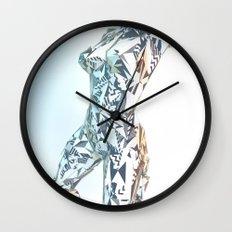 ORIGAMI v3 Wall Clock
