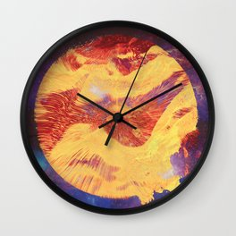 Metaphysics no3 Wall Clock