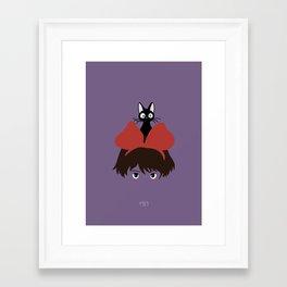 MZK - 1989 Framed Art Print