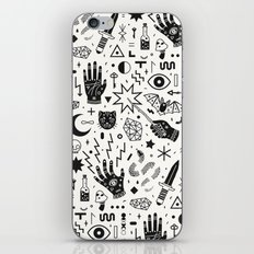 Witchcraft II iPhone & iPod Skin